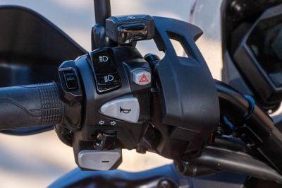 Honda NC750X DCT ABS accessories