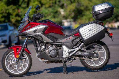 Honda NC750 X DCT ABS