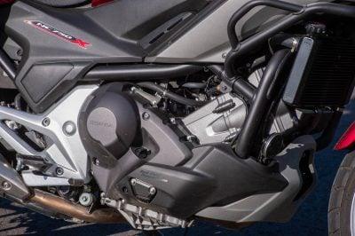 Honda NC750X DCT ABS horsepower