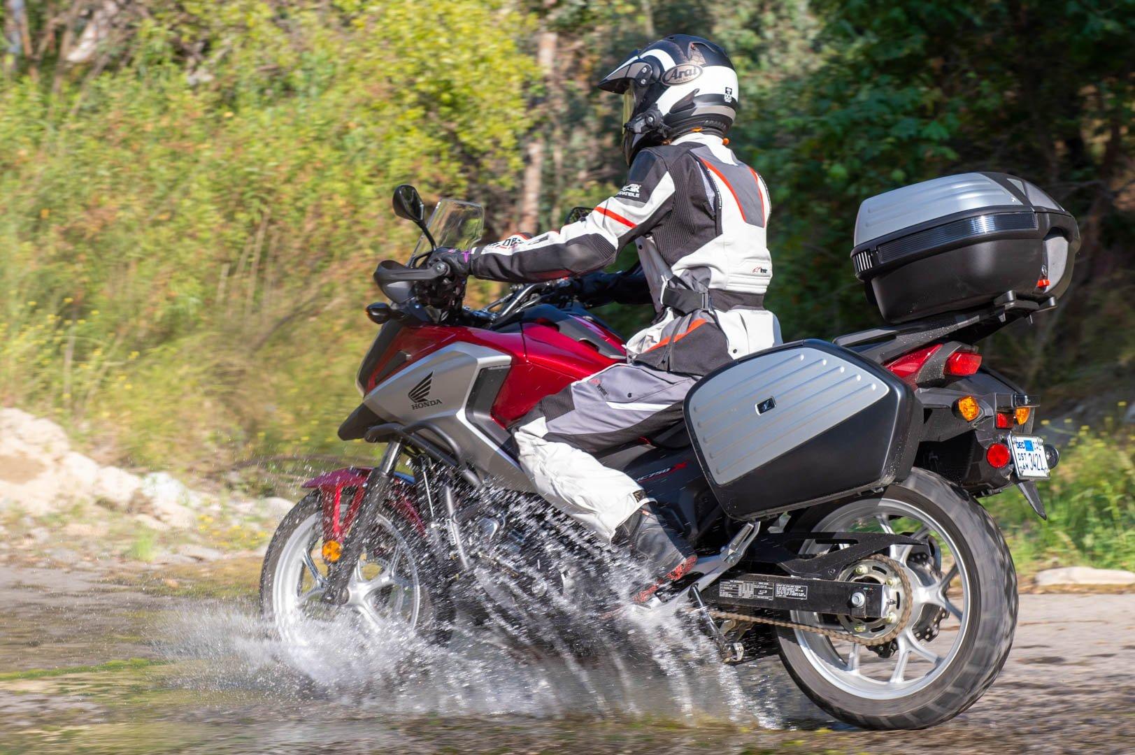 Honda NC750X DCT ABS review