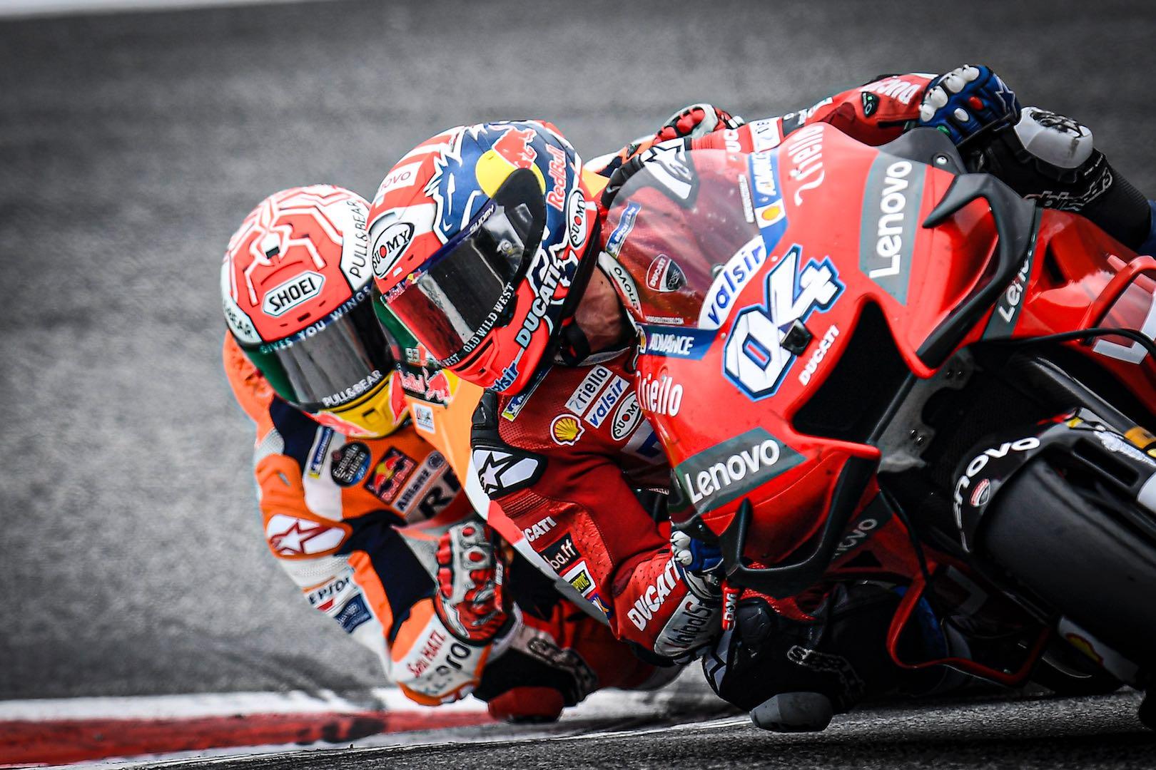 2019 Austria MotoGP Results