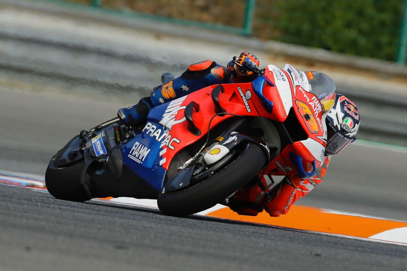 Jack Miller MotoGP Brno
