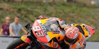 Marc Marquez MotoGP Results Brno
