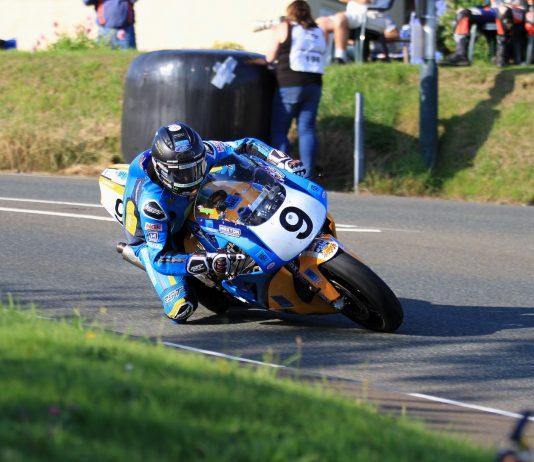 Classic TT 2019 Davo Johnson