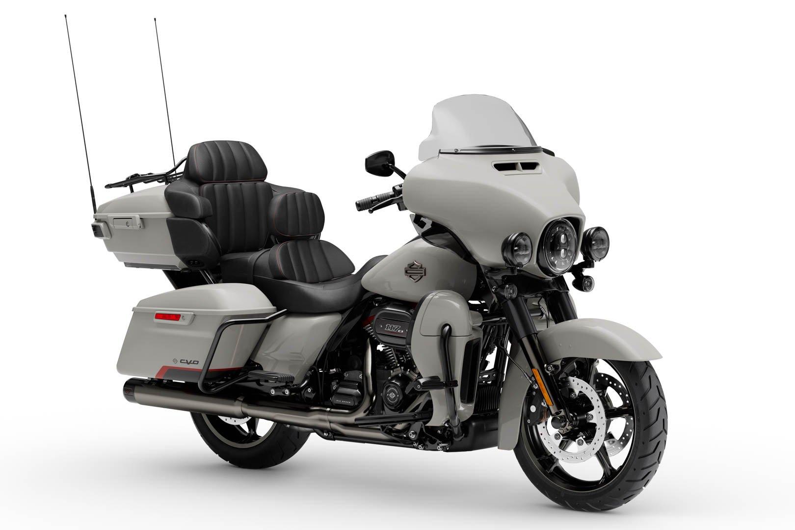 2020 Harley-Davidson CVO Limited