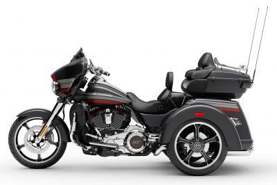 2020 Harley-Davidson CVO Tri Glide specs