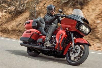 Harley-Davidson Road Glide Limited - MSRP