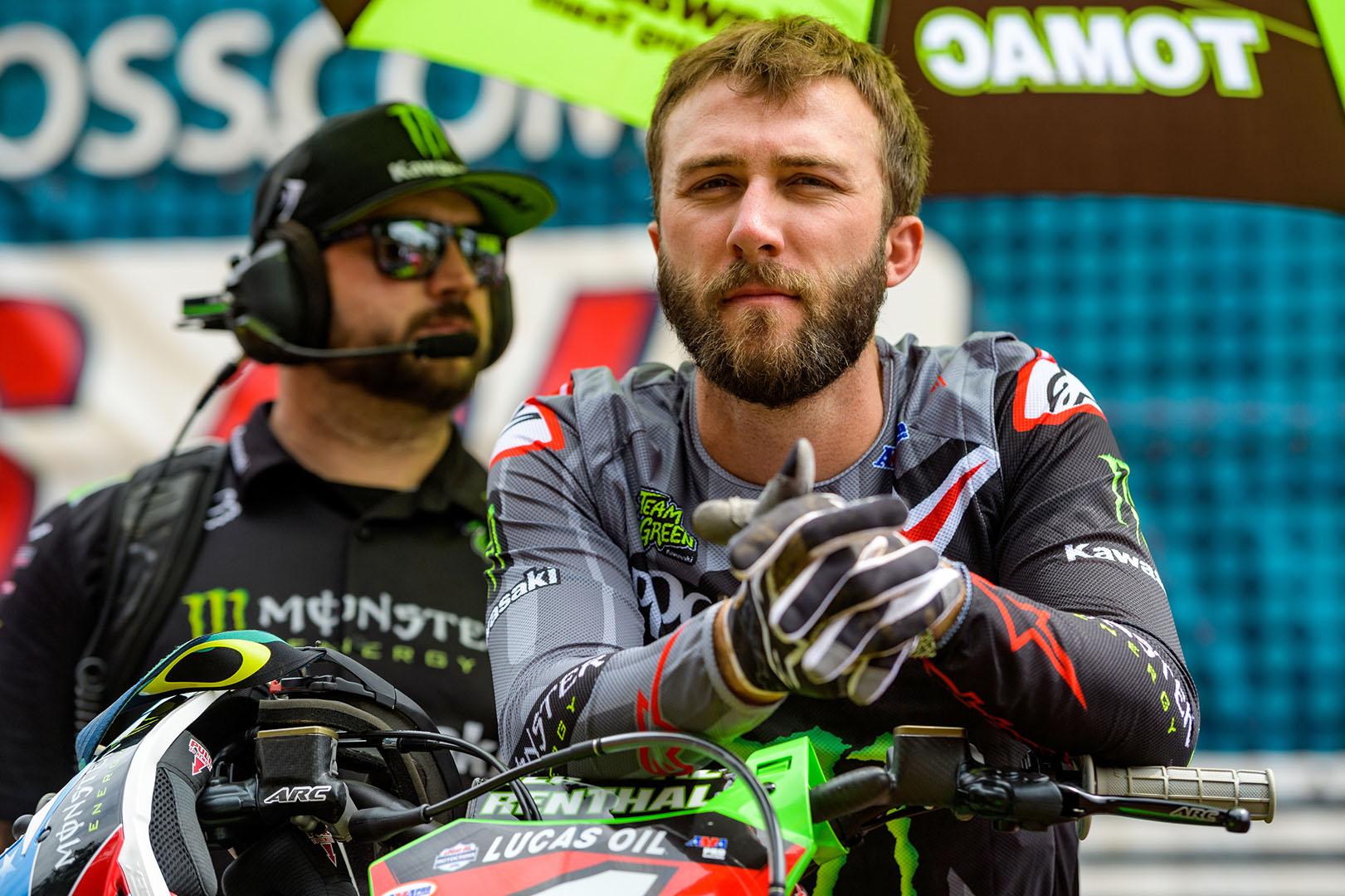 2020 Monster Energy Kawasaki Team