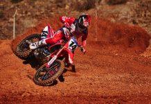 Cole Seely Team Honda HRC