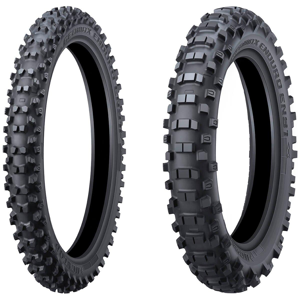 Dunlop Geomax Enduro EN91 Tires front/rear