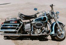 Elvis Presley's Last Motorcycle