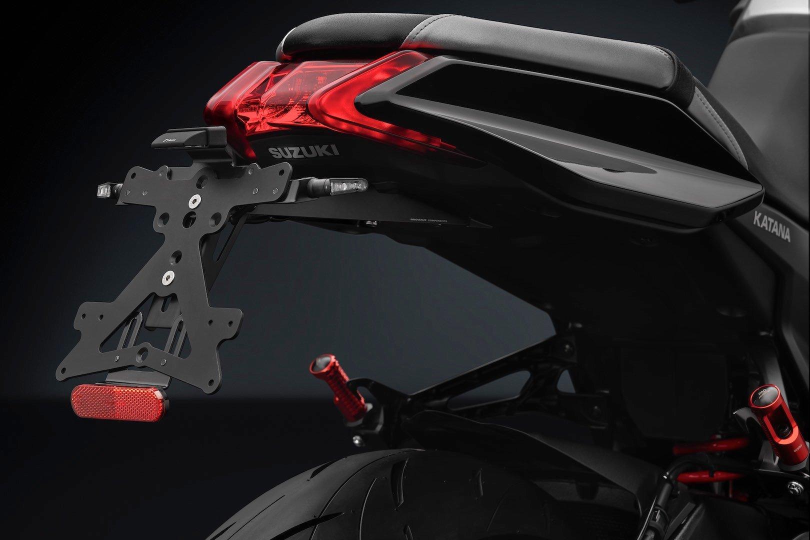 Suzuki Katana taillight