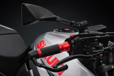 Suzuki hand controls