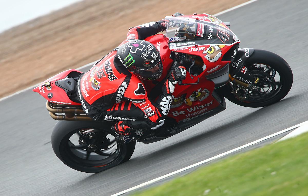 Bautista Dropped; Redding Added to Ducati WorldSBK Team