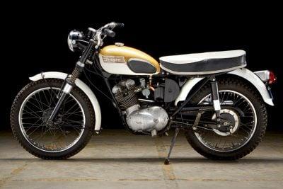 1967 Triumph T20 Mountain Cub to acution
