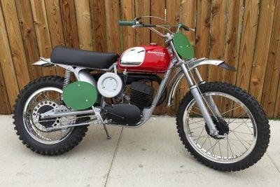 1970 Husqvarna 250 Cross to auction