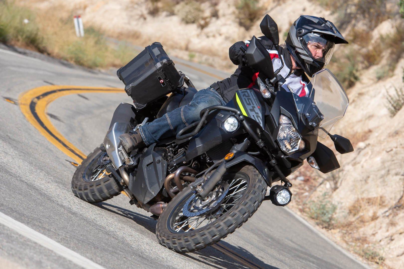 2019 Kawasaki Versys-X 300 accessories