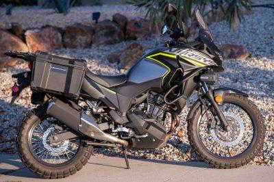 2019 Kawasaki Versys-X 300 for sale