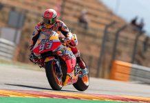 2019 Aragon MotoGP Qualifying Results: Marquez Claims Pole #9