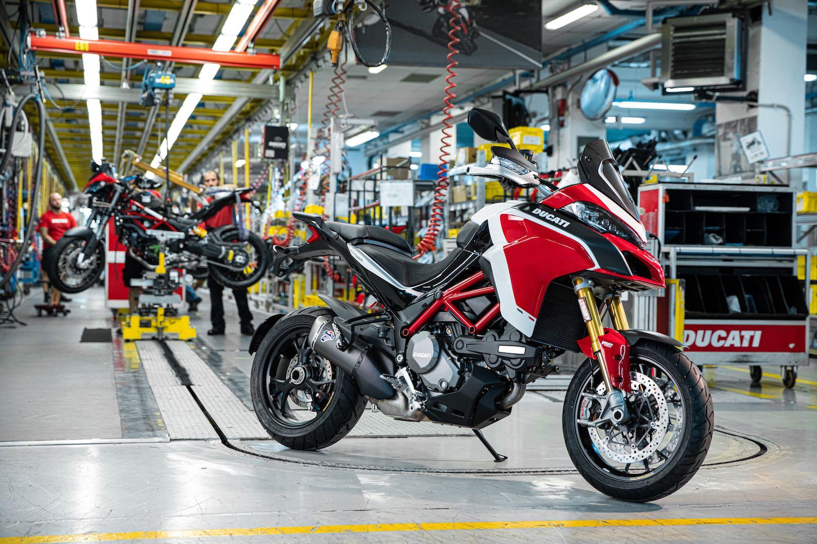 Ducati Multistrada Pikes Peak 2020
