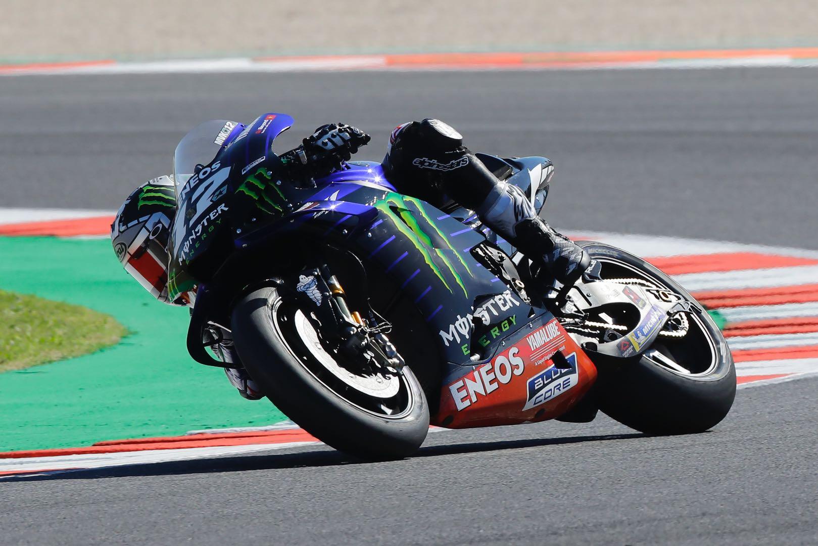 2019 San Marino MotoGP Qualifying - Maverick Vinales