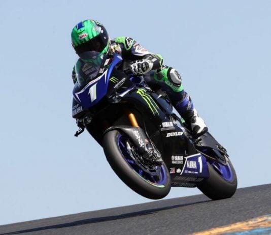 Cameron Beaubier the 2029 MotoAmerica Superbike Champ