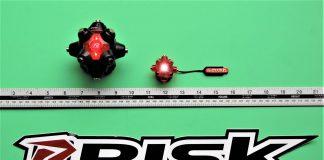 Motorcycle Gadget Watch: Risk Racing Light Mine