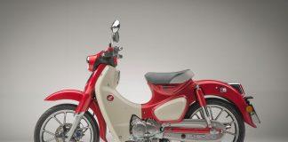 2020 Honda Super Cub C125 ABS Specs