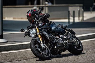 2020 Monster 1200 S Black
