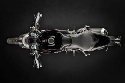Ducati Monster 1200 S 'Black on Black' specs