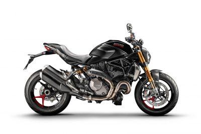 2020 Ducati Monster 1200 S 'Black on Black' Unveiled for +$400