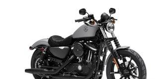 2020 Harley-Davidson Iron 883 colors