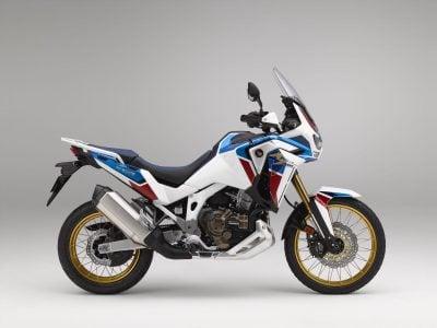 2020 Honda CRF1100L Africa Twin white