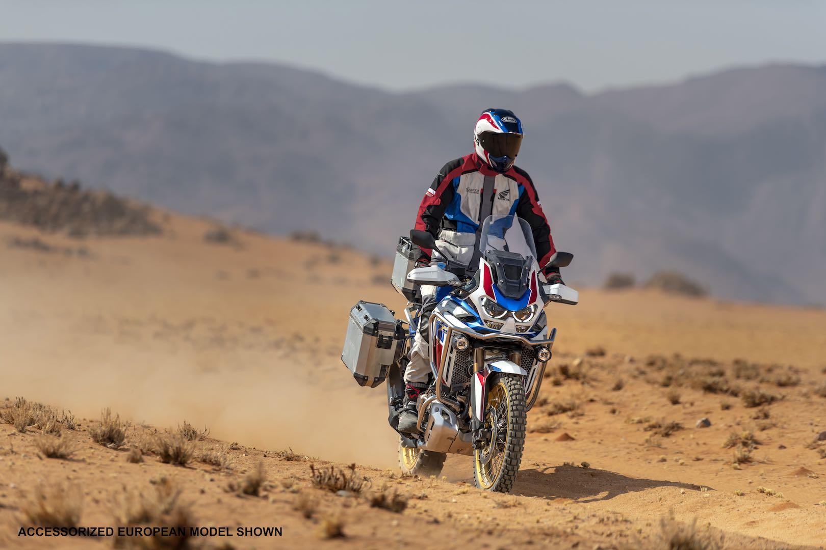 2020 Africa Twin Adventure Sports ES