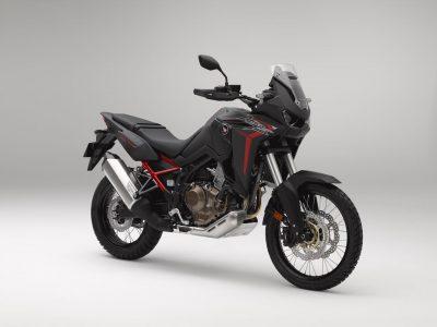 2020 Honda CRF1100L Africa Twin black