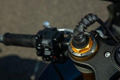 2020 R1M electronic suspension