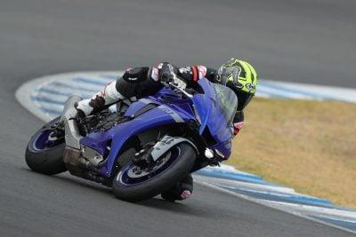 2020 Yamaha YZF-R1 Test