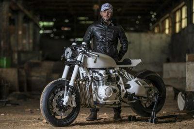 Duke Motorcycles Honda CB500 Four Café Racer - Lionel Duke