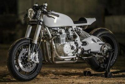Duke Motorcycles Honda CB500 Four Café Racer - custom motorcycle