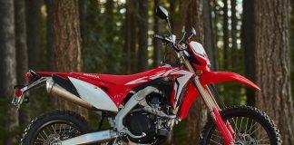 Honda Recalls 2019 CRF450L Due to Horn Bracket Defect
