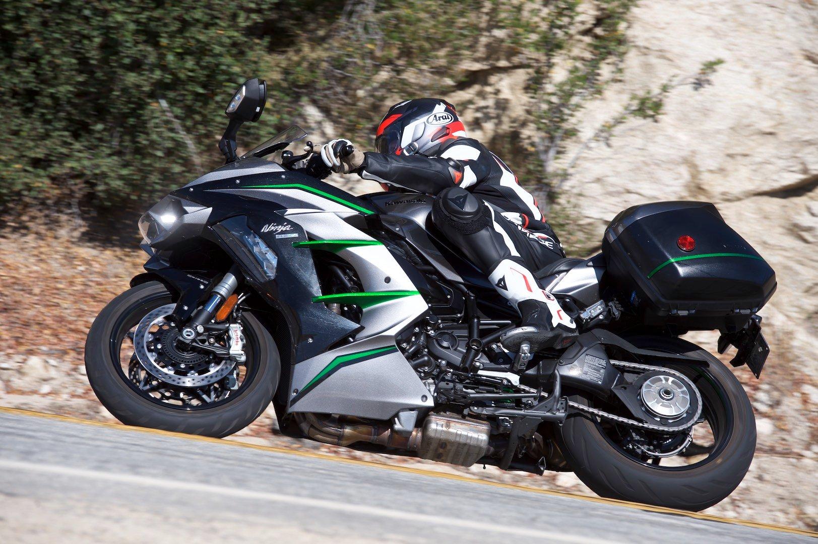 Kawasaki H2 SX SE+ horsepower