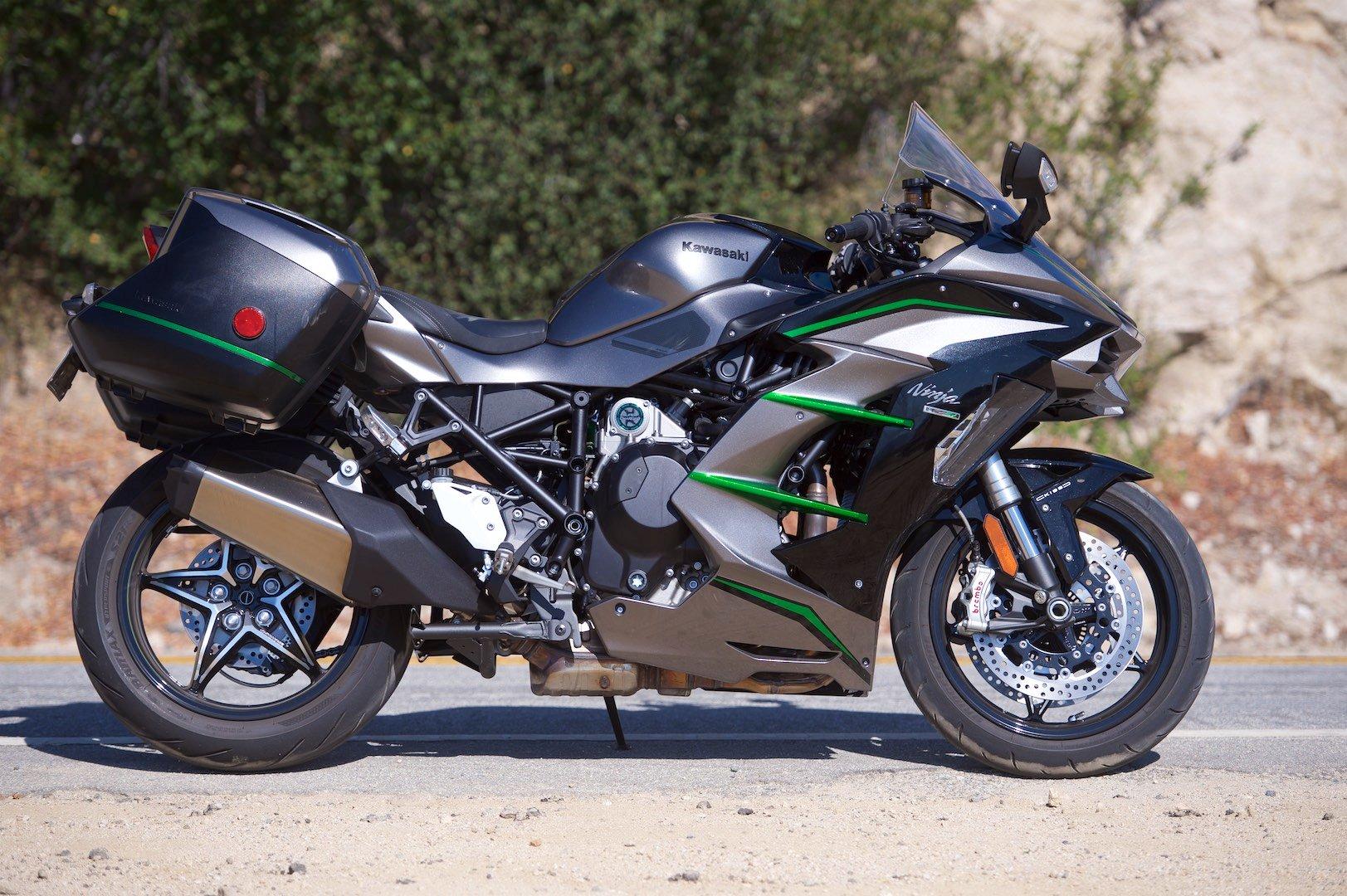 Kawasaki H2 SX SE+ colors