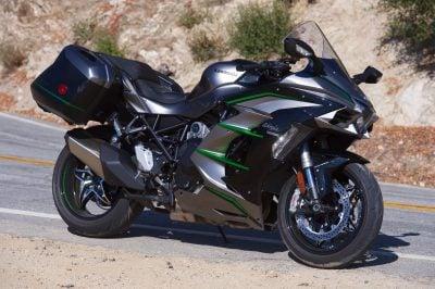 Kawasaki H2 SX SE+ top speed