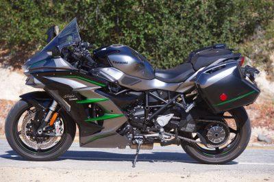 Kawasaki H2 SX SE+ photos