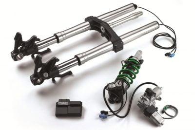 H2 SX SE+ suspension
