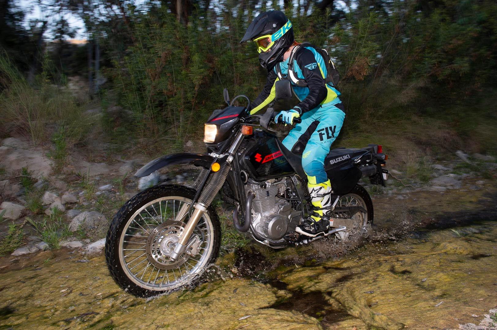 2019 Suzuki DR650S Review - Specs