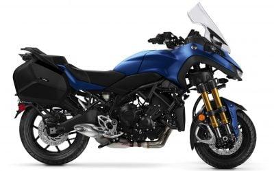 Yamaha Niken GT colors