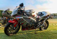 Honda RC51 'Jurassic Park' Edition