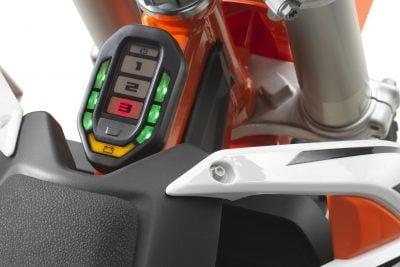 KTM SX-E 5 charging