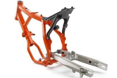KTM SX-E 5 frame